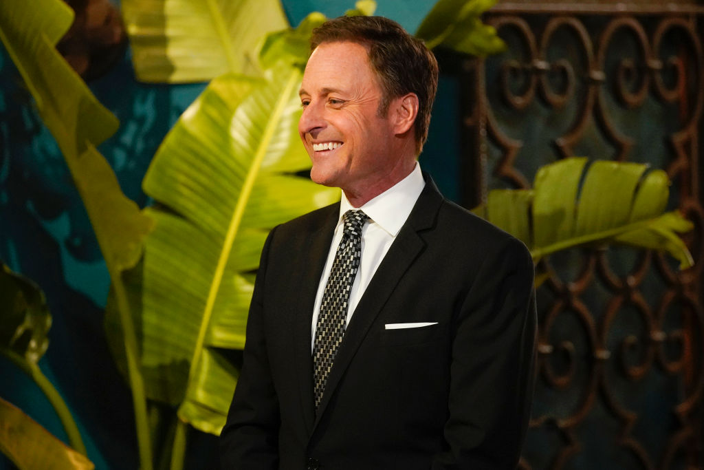Chris Harrison on 'The Bachelor Presents: Listen to Your Heart'