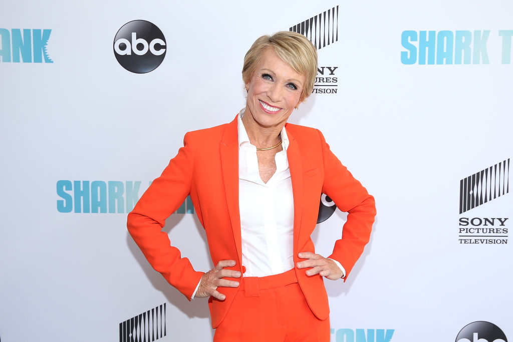 Barbara Corcoran attends the premiere of ABC's 'Shark Tank'