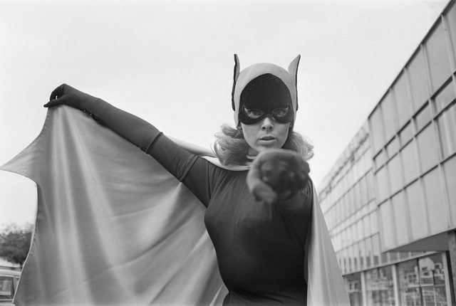 Yvonne Craig on TV's 'Batman'
