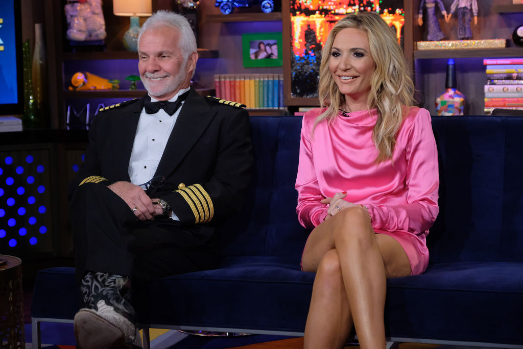 Captain Lee Rosbach, Kate Chastain