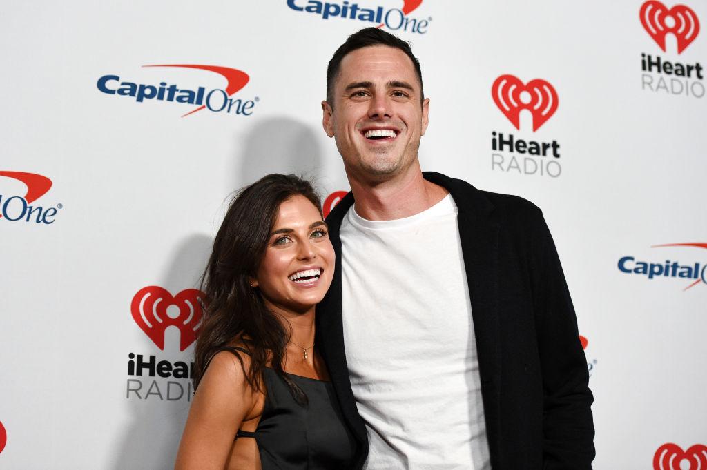 Ben Higgins and Jessica Clarke