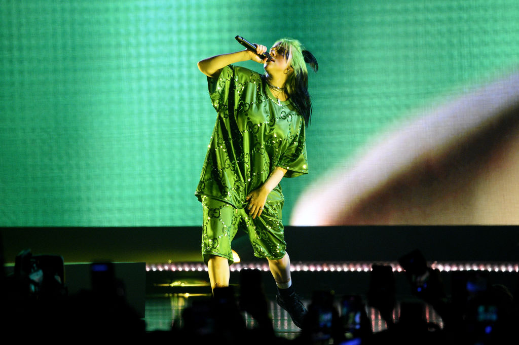 Deutscher Scout bumst Billie Eilish Verschnitt