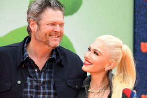 Blake Shelton and Gwen Stefani Cozy Up and Urge Fans to Stay Safe in New Performance of 'Nobody But You'