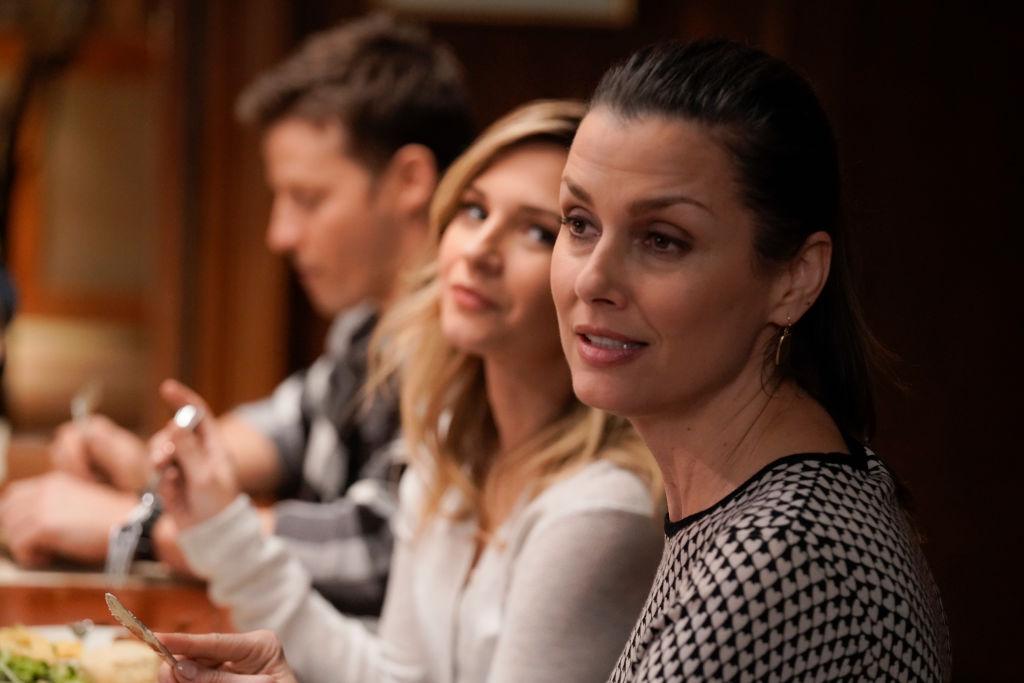 Will Estes, Vanessa Ray, Bridget Moynahan on 'Blue Bloods'