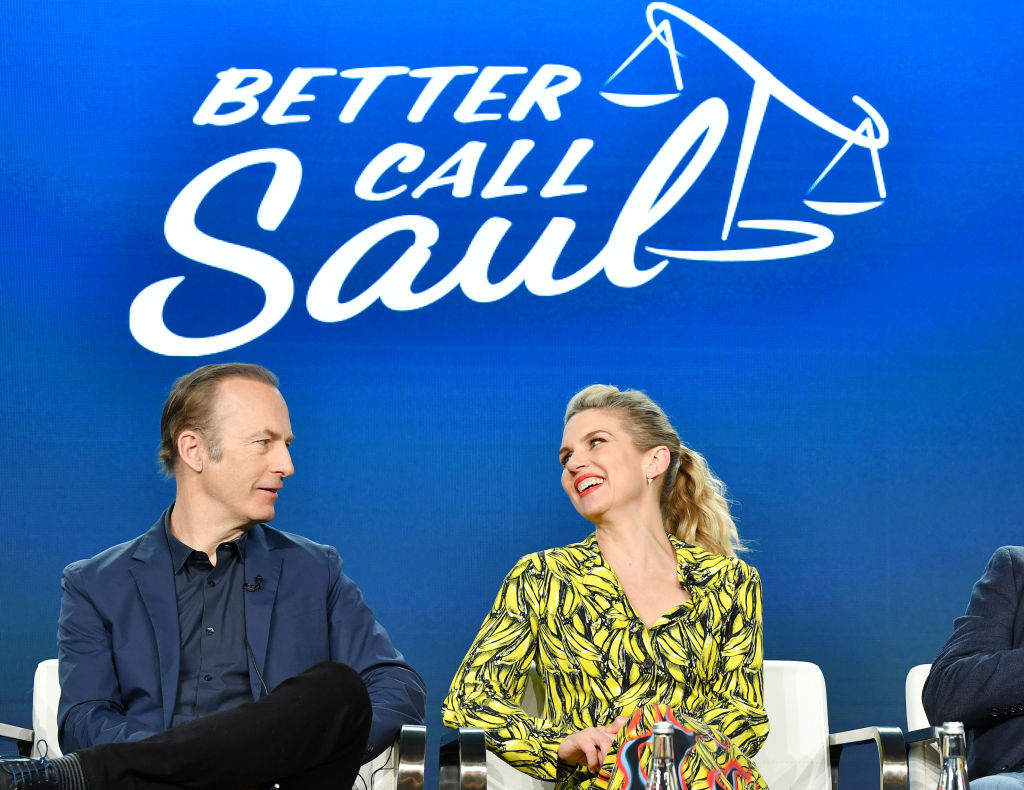 Did Saul Goodman confirm his marriage to Kim Wexler