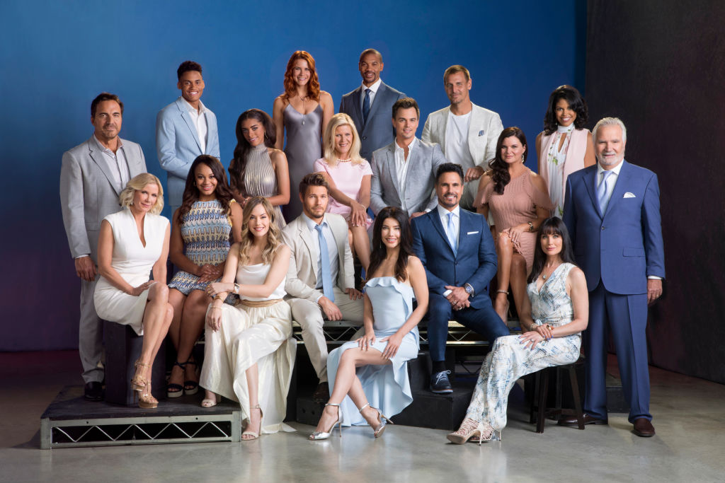 Bold and the Beautiful cast