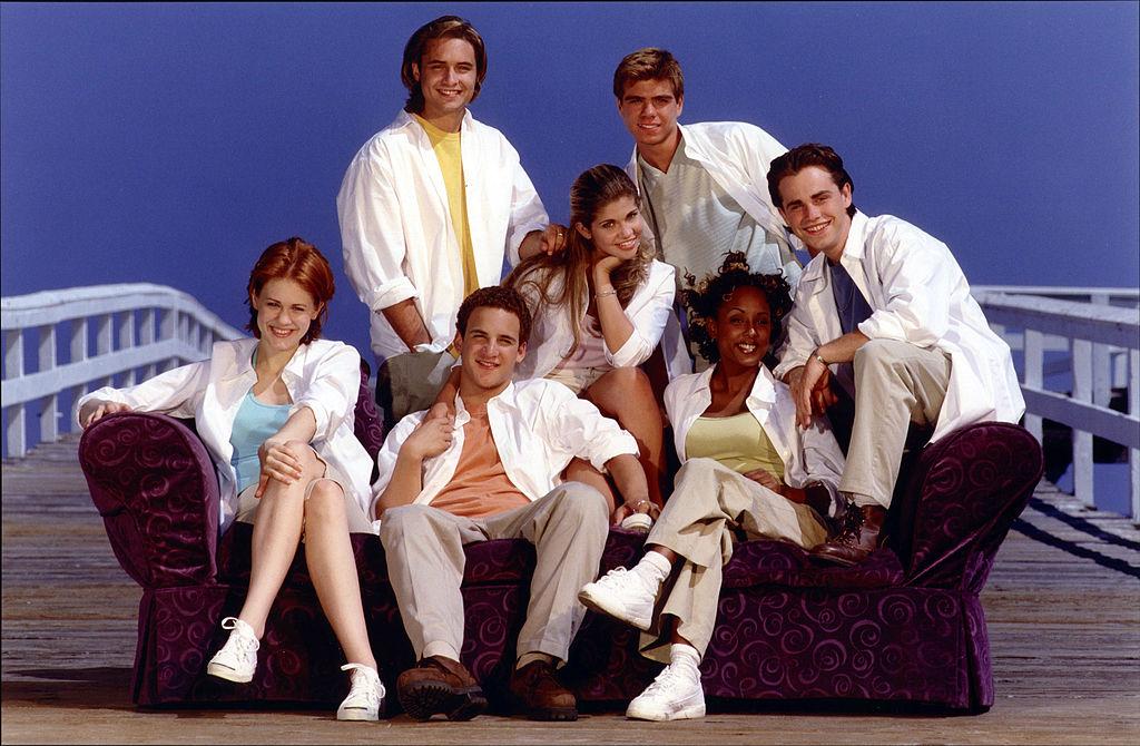 'Boy Meets World' Cast