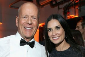 Why Bruce Willis Is Quarantining with Demi Moore and Not His Wife Emma