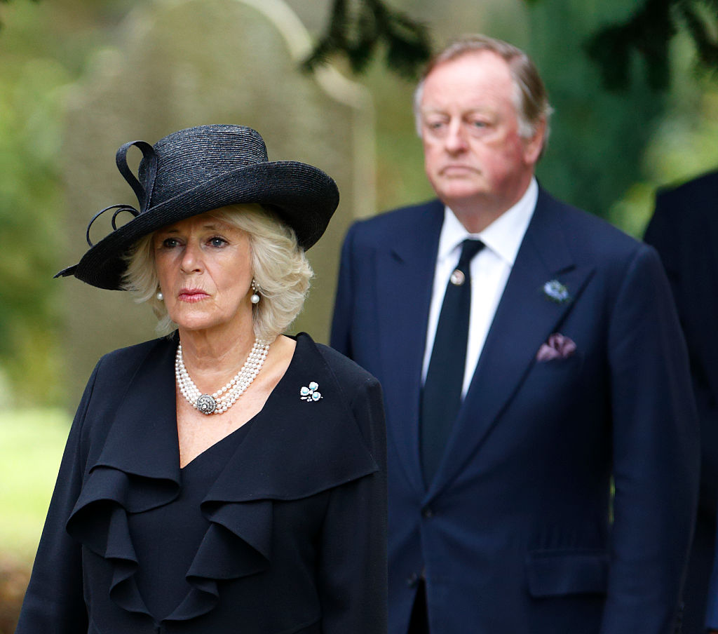 Did Camilla's First Husband, Andrew Parker Bowles, Cheat on Her While She Was Having an Affair With Prince Charles?
