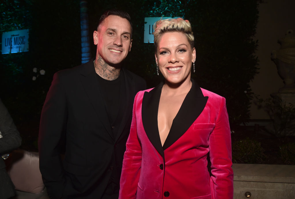 Pink calls the coronavirus the scariest thing she has ever experienced