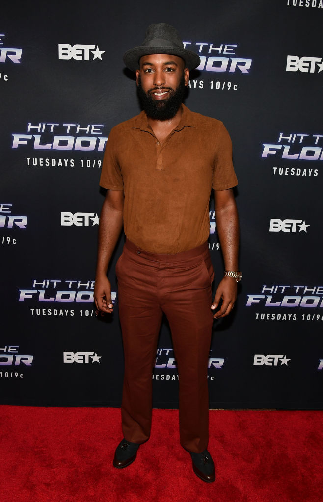 Carlton Morton | Paras Griffin/Getty Images for BET