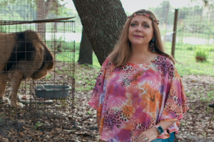 'Tiger King': Carole Baskin Fooled Into Interview by YouTube Comedy Duo