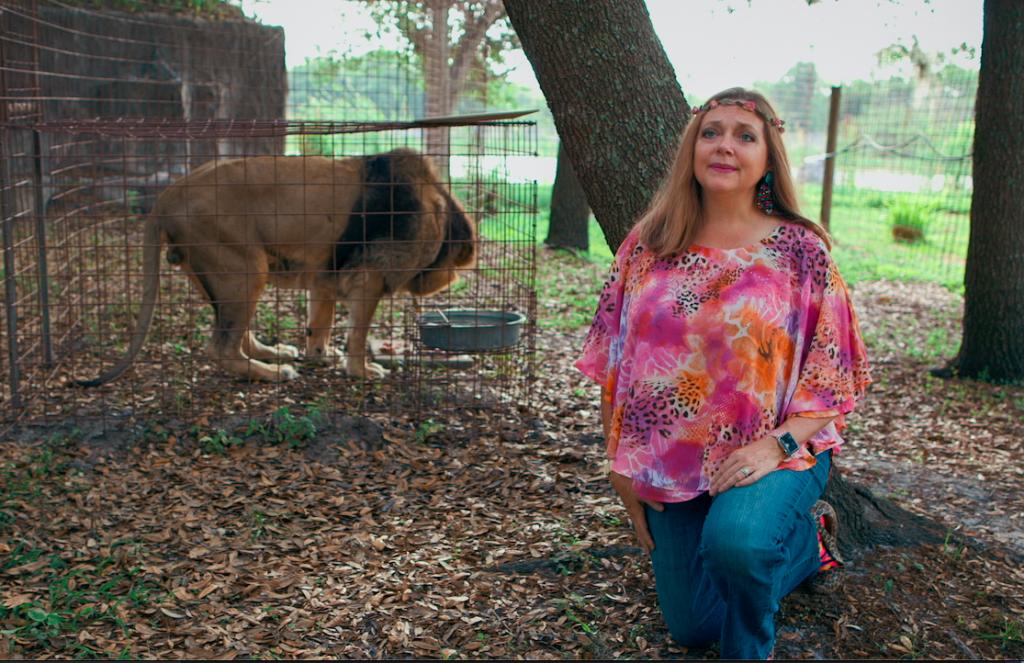 Carole Baskin Big Cat Rescue