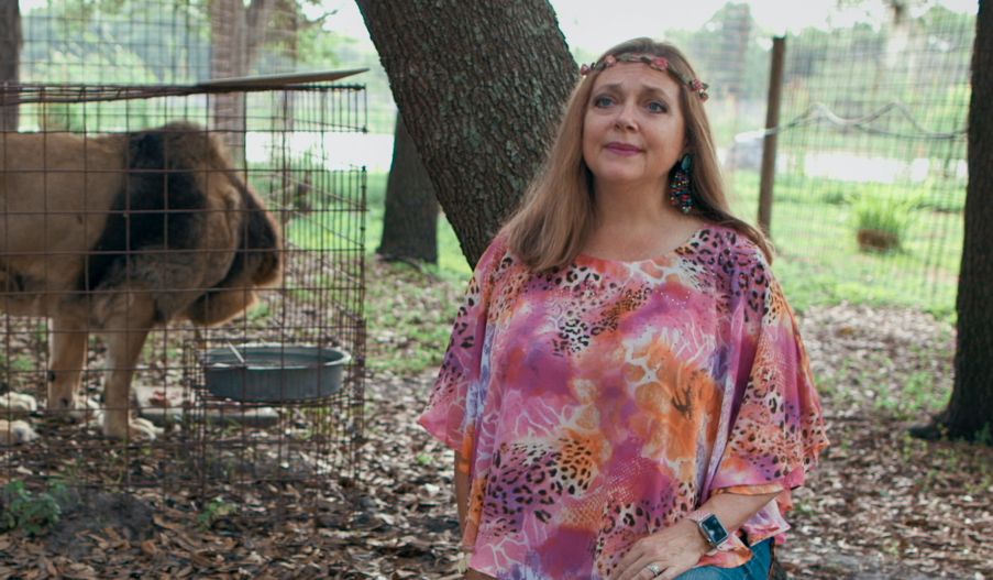 'Tiger King': Why Carole Baskin Now Owns Joe Exotic's Zoo