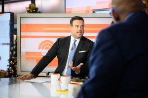 'Today Show:' Carson Daly and NBA Star Kevin Love Discuss Handling Anxiety During Coronavirus Crisis