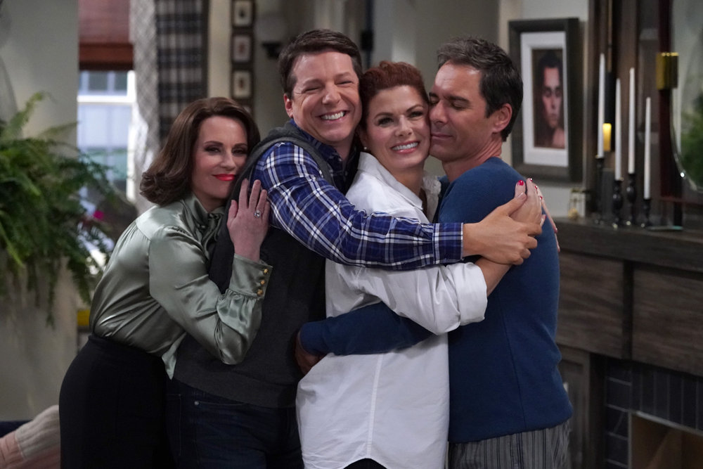 Cast of 'Will & Grace'