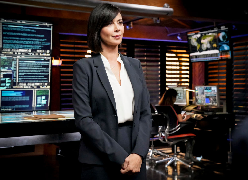 Catherine Bell | Bill Inoshita/CBS via Getty Images