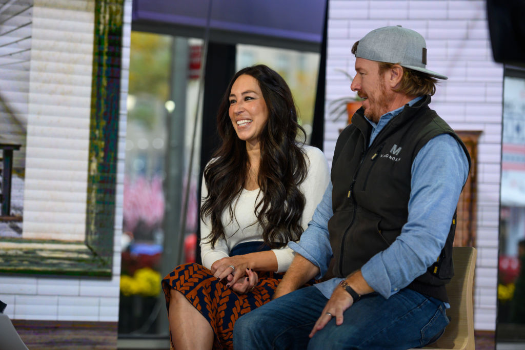 Chip and Joanna Gaines on Today - Season 67