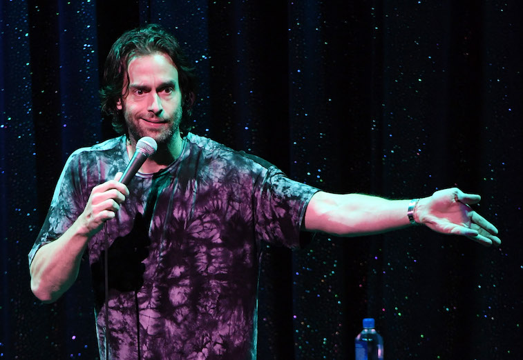 Chris D'Elia performs onstage