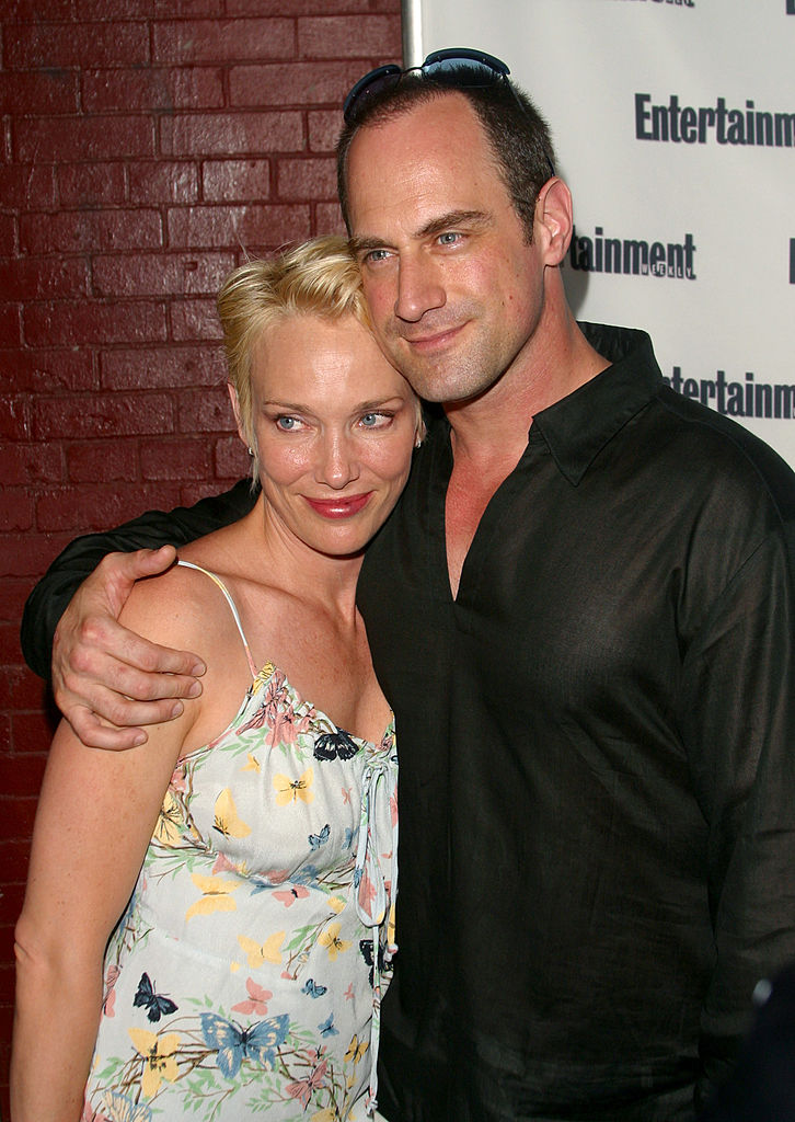 Is Former Svu Star Christopher Melonis Wife Also Famous