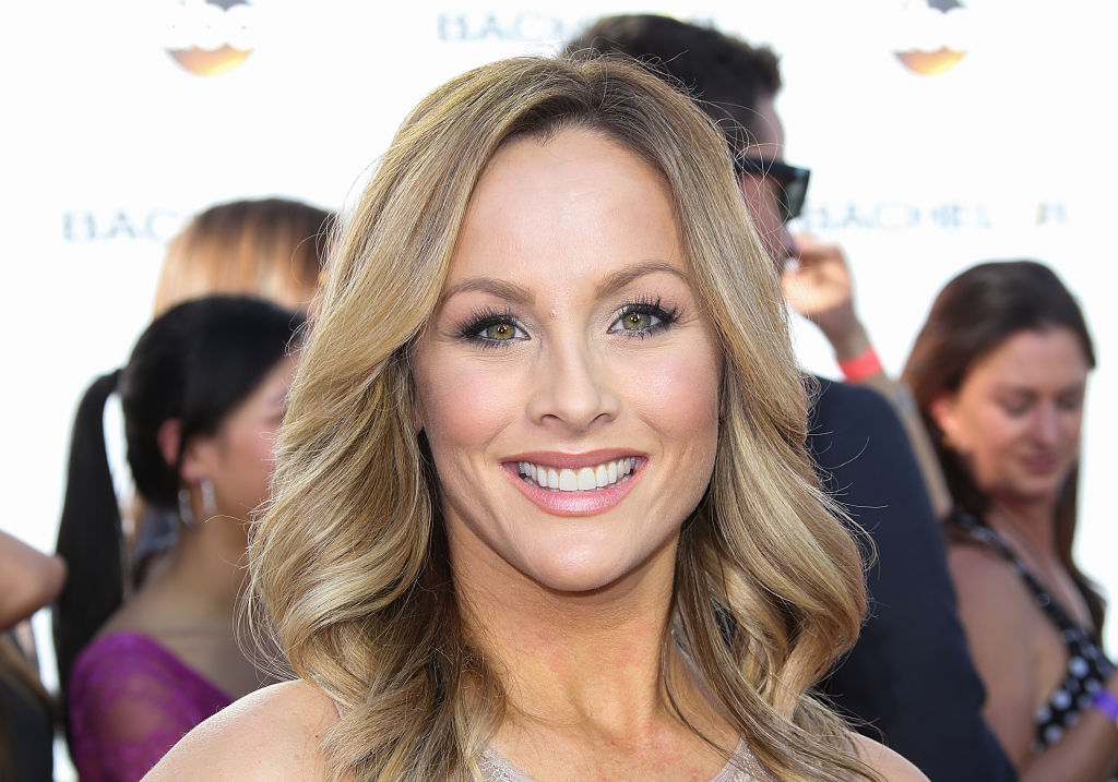 """Clare Crawley of ABC's """"The Bachelorette"""" and """"The Bachelor"""""""