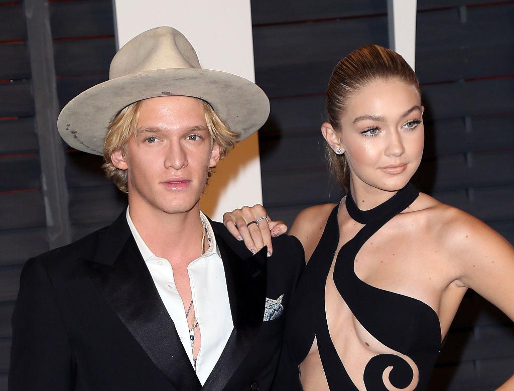 Cody Simpson and Gigi Hadid