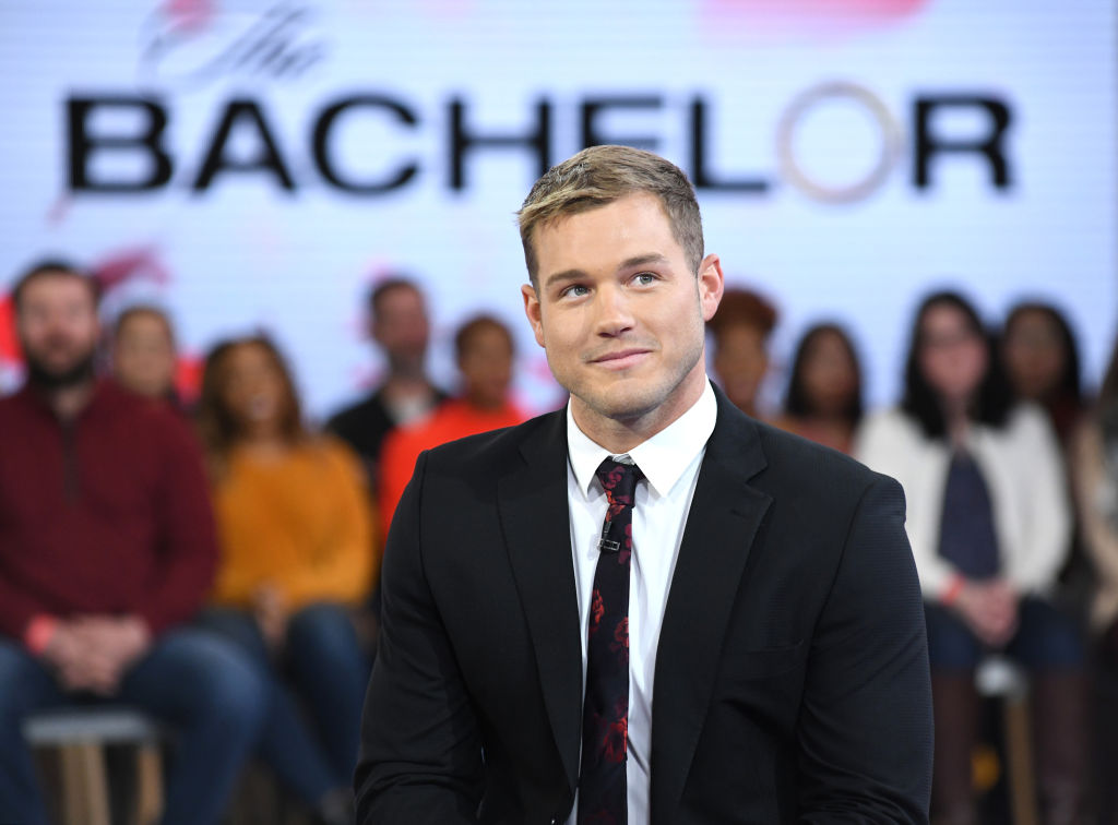 Colton Underwood of 'The Bachelor'