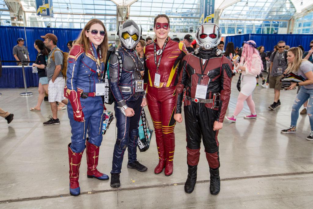 Comic-Con Cosplay