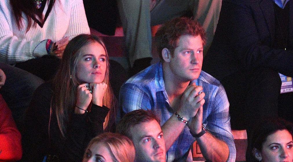Cressida Bonas and Prince Harry