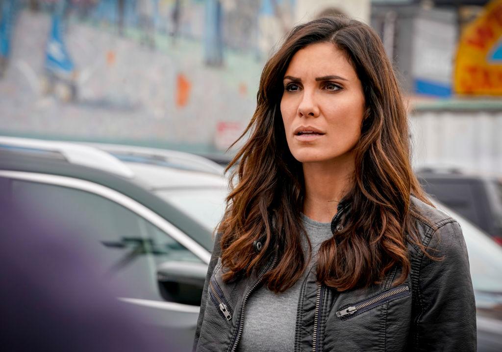 Daniela Ruah on NCIS: Los Angeles | Cliff Lipson/CBS via Getty Images