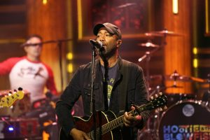 Country Star Darius Rucker Had Some 'Crazy Nights' With Tiger Woods
