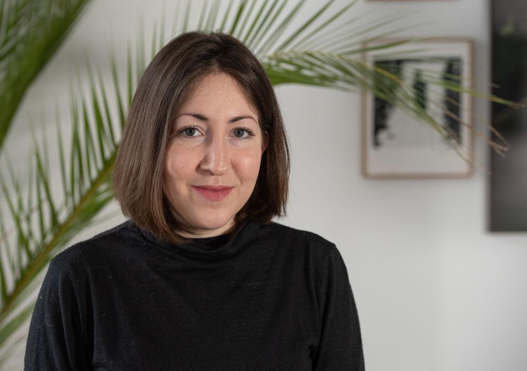 Deborah Feldman of Unorthodox
