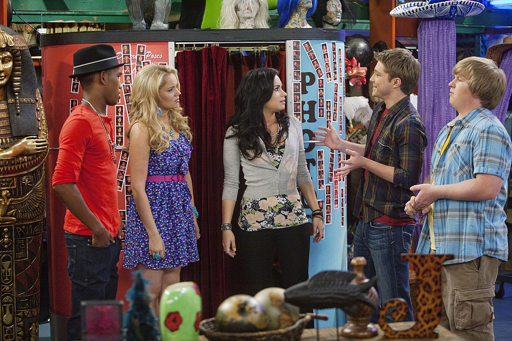 'Sonny With a Chance' on Disney Channel
