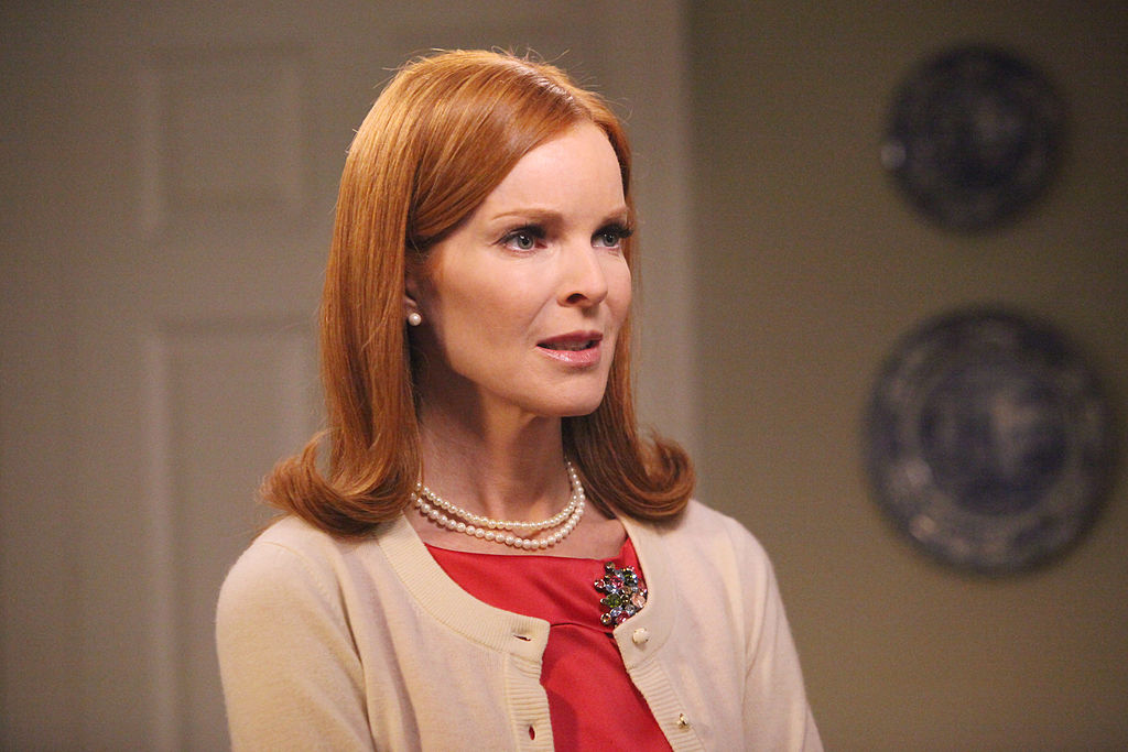 Desperate Housewives: Marcia Cross