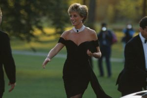 Princess Diana Almost Didn't Attend the Vanity Fair Party Where She Wore the 'Revenge Dress,' Says Former Butler