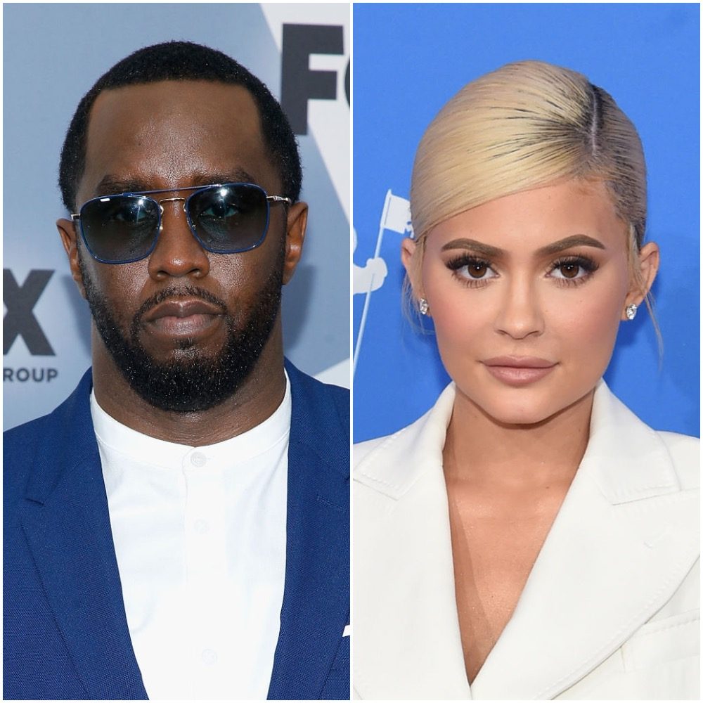 Diddy and Kylie Jenner