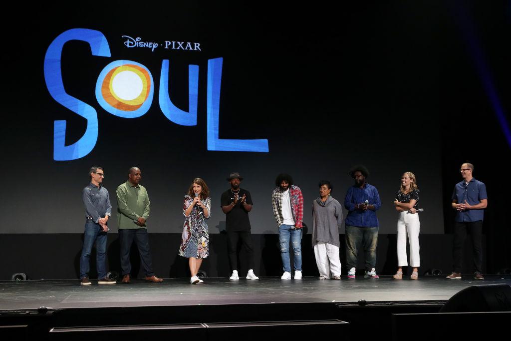 The cast and creators behind Disney and Pixar's 'Soul'