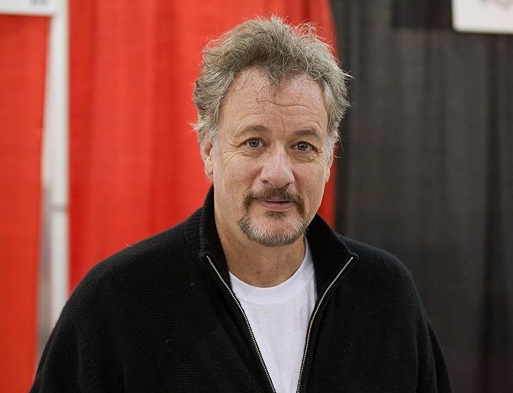 Donald Margolis played by John De Lancie