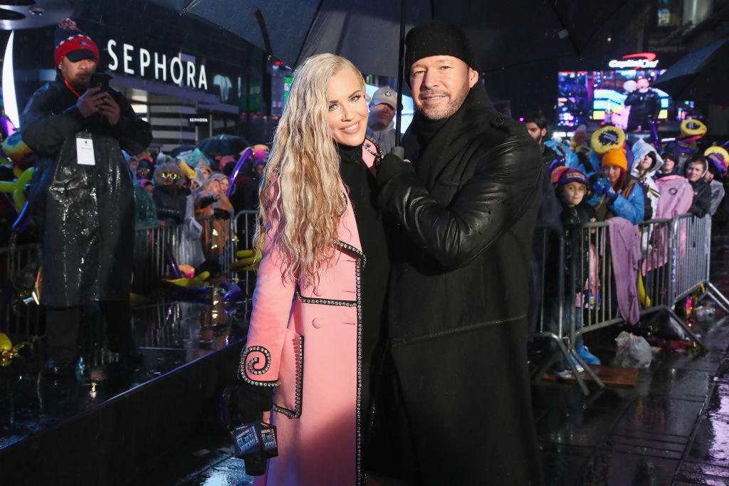 Jenny McCarthy Donnie Wahlberg 'Tiger King'