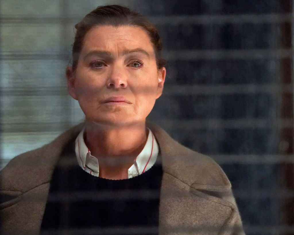 Ellen Pompeo as Meredith Grey on 'Grey's Anatomy' - Season Sixteen