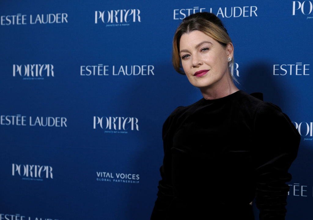 Ellen Pompeo responds to backlash over old Harvey Weinstein comments