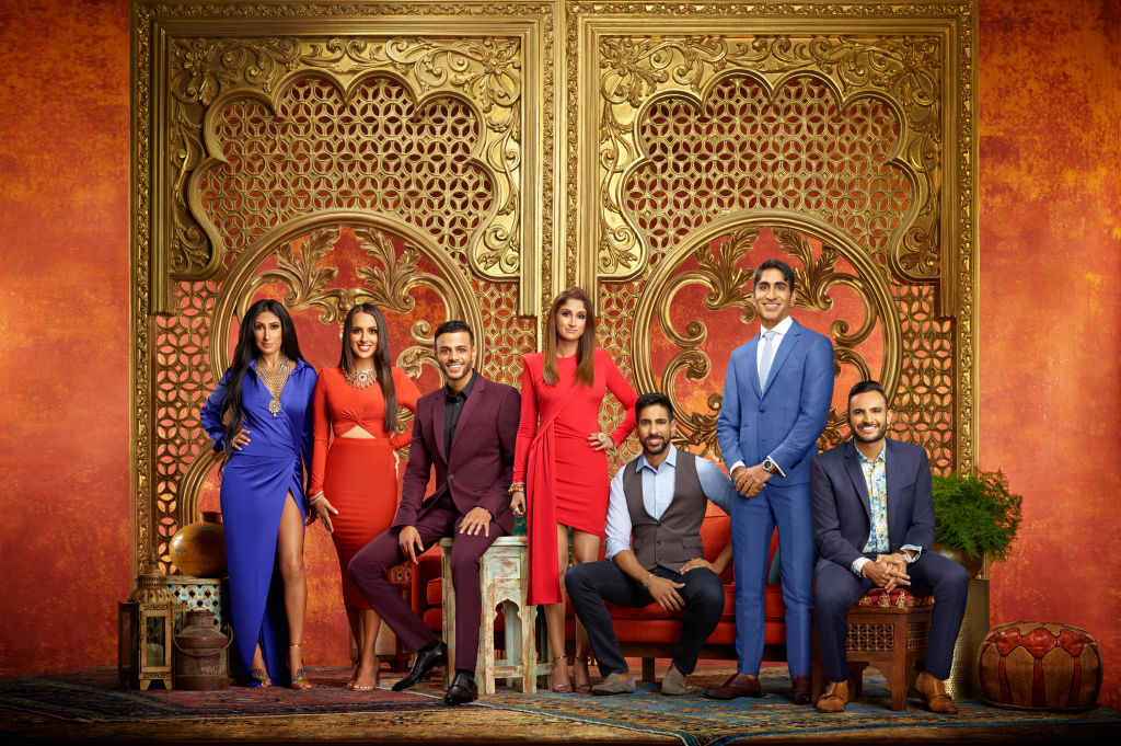 Bali Chainani, Monica Vaswani, Brian Benni, Anisha Ramakrishna, Amrit Kapai, Vishal Parvani, Shaan Patel