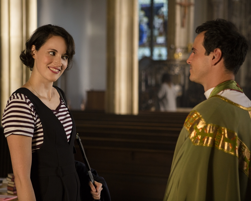 Fleabag and Hot Priest