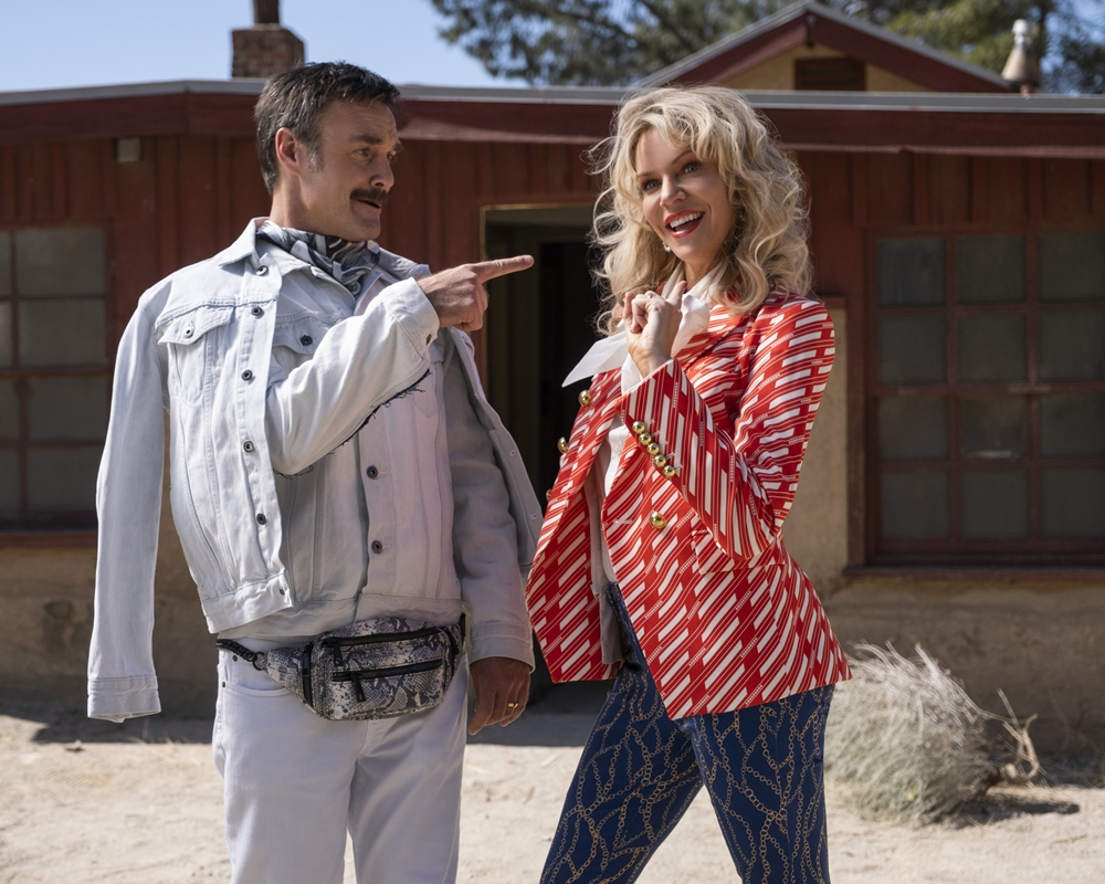 Flipped: Will Forte and Kaitlin Olson