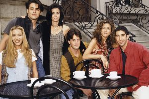 'Friends': A Weird Phoebe and Joey Storyline Almost Happened