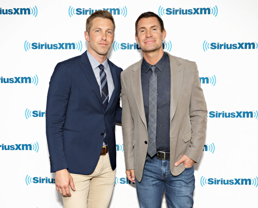 Gage Edward and Jeff Lewis of 'Flipping Out'