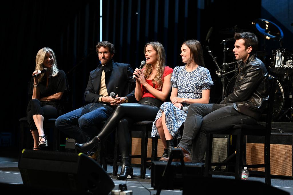 Wes Ramsey, Sofia Mattsson, Katelyn MacMullen, Josh Swickard