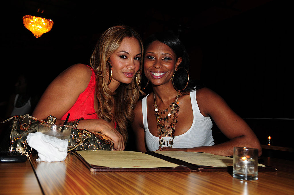 Evelyn 'Basketball Wives' stars Lozada and Jennifer Williams