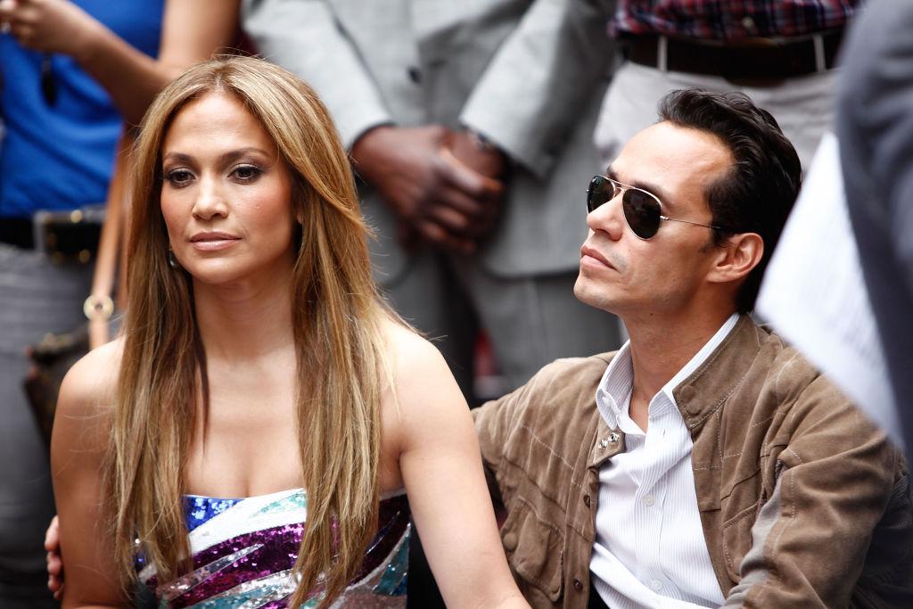 Jennifer Lopez and Marc Anthony releationship history