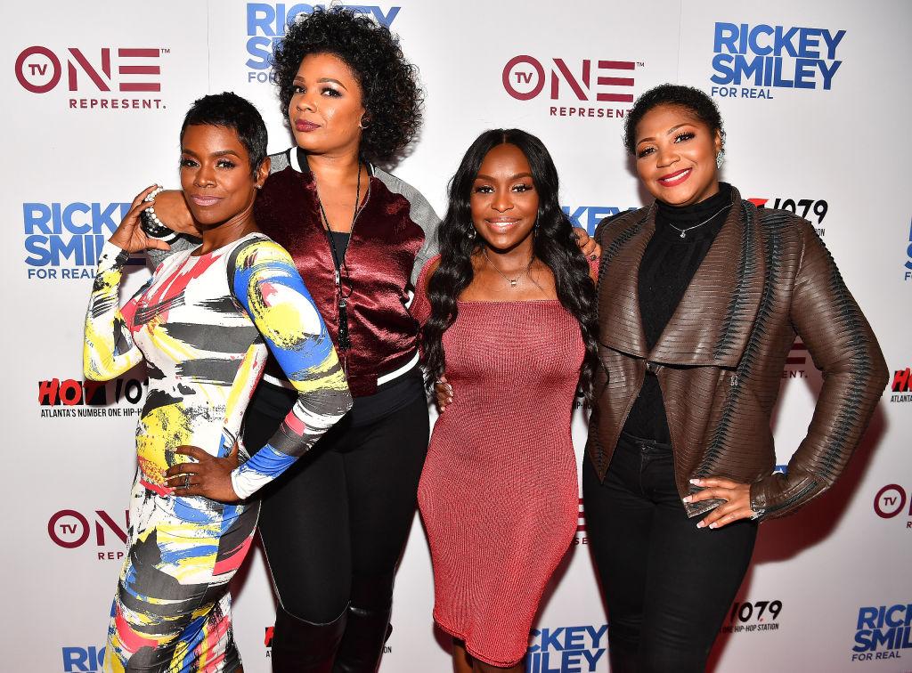 'Sister Circle' hosts